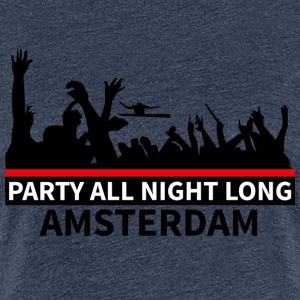 AMSTERDAM Party - Women's Premium T-Shirt