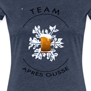 Product range After Team Slides - Women's Premium T-Shirt