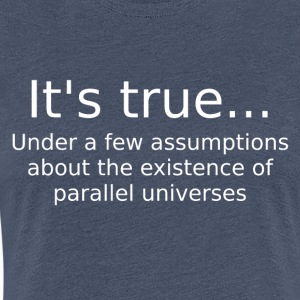 A few Assumptions - Women's Premium T-Shirt