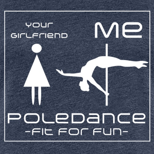 'Your Girlfriend & Me' - Frauen Premium T-Shirt