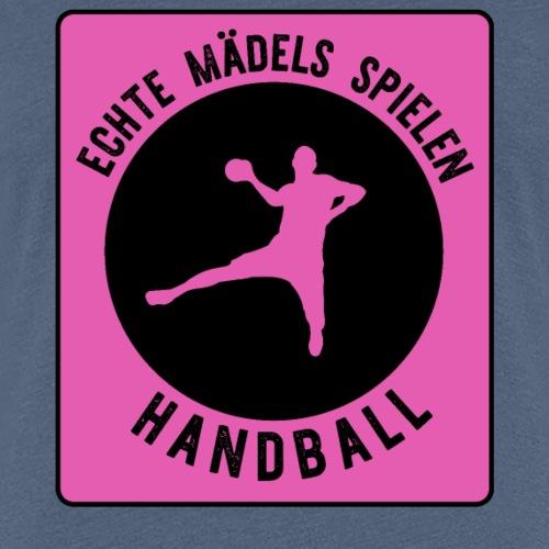 Handball Handballspieler - Frauen Premium T-Shirt