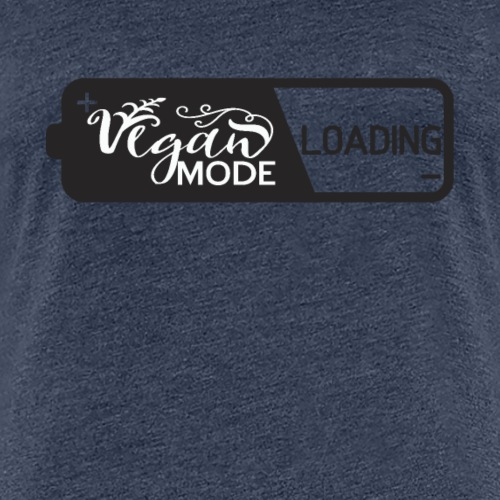 Vegan Veganer Vegetarier Pflanzenesser Shirt - Frauen Premium T-Shirt