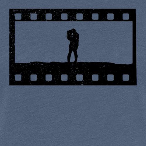 Valentinstag Romantisches Parr Film Scene Der Perf - Frauen Premium T-Shirt