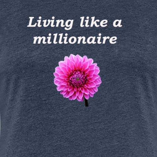 living - Frauen Premium T-Shirt