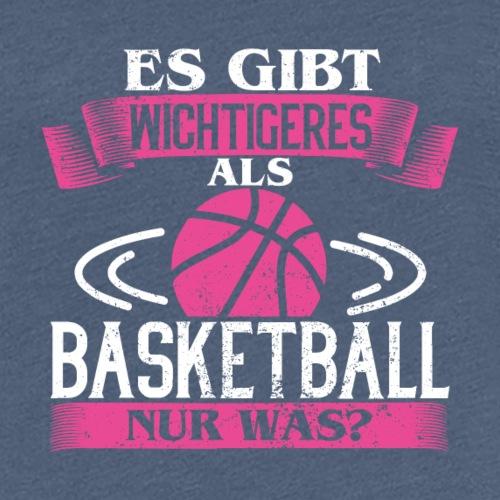 Basketballerinnen-Shirt - Frauen Premium T-Shirt