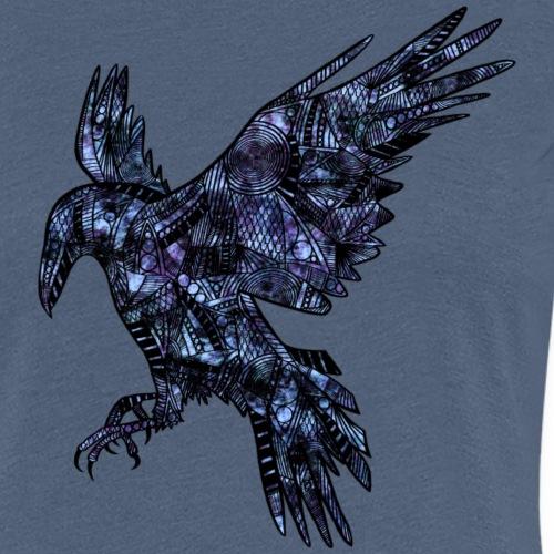 Ravn - Premium T-skjorte for kvinner