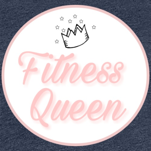 Fitness Queen - Frauen Premium T-Shirt