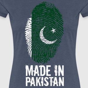 Made in Pakistan پاکستان - Dame premium T-shirt