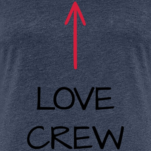 Love Crew JGA - Frauen Premium T-Shirt