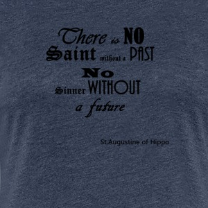 There_is_NO - Women's Premium T-Shirt