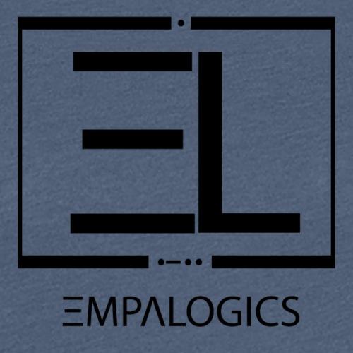 EL-Logo Dark - Frauen Premium T-Shirt