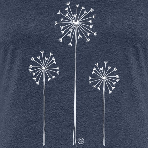 Pusteblumen - Frauen Premium T-Shirt