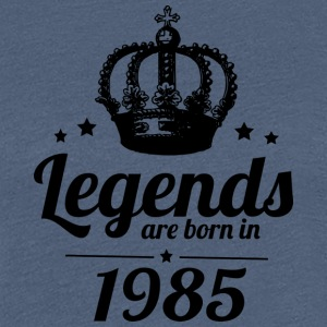 Legends 1985 - Women's Premium T-Shirt
