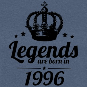 Legends 1996 - Premium-T-shirt dam