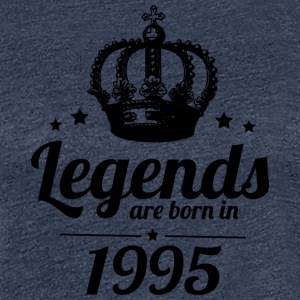 Legends 1995 - Premium-T-shirt dam