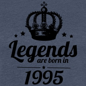 Legends 1995 - Women's Premium T-Shirt