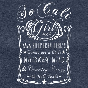 Southern girls are the Außnahme a rule - Women's Premium T-Shirt