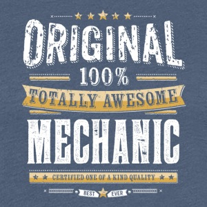 Original 100% Awesome Mechanic - Women's Premium T-Shirt