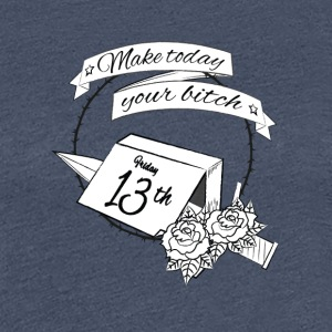 Brain Candy Clothing: Make today your b ... - Women's Premium T-Shirt