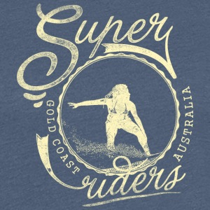 super surfer - Women's Premium T-Shirt