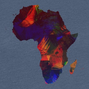 MOOI AFRICA COLLECTION - Vrouwen Premium T-shirt