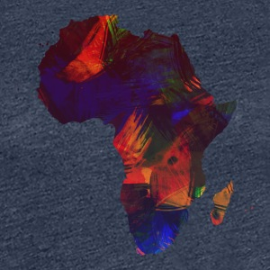 VAKKER AFRIKA COLLECTION - Premium T-skjorte for kvinner