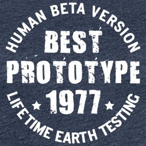 1977 - The year of birth of legendary prototypes - Women's Premium T-Shirt