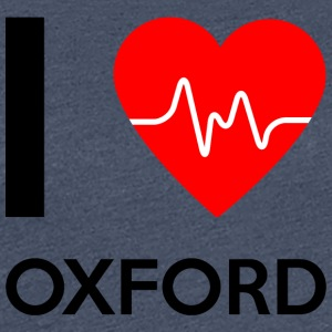 I Love Oxford - I love Oxford - Women's Premium T-Shirt