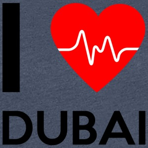 I Love Dubai - I Love Dubai - Women's Premium T-Shirt