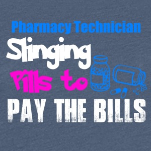 Pharmacy Technician / pharmaceutique technique - T-shirt Premium Femme