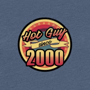 Gift for the 17th birthday - vintage 2000 - Women's Premium T-Shirt