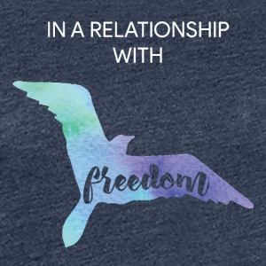 Single: Freedom - Women's Premium T-Shirt