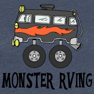 Monster Rving - Vrouwen Premium T-shirt
