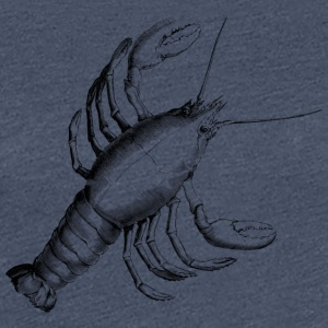 Hummer sort og withe - Dame premium T-shirt