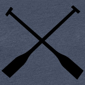 Paddle for all Paddebloot & rowers Fans - Women's Premium T-Shirt