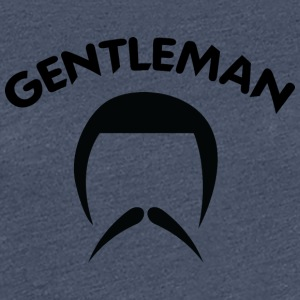 GENTLEMAN 4 black - Women's Premium T-Shirt