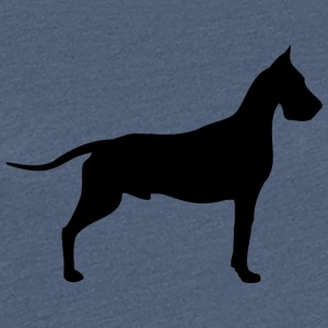 great dane - Women's Premium T-Shirt