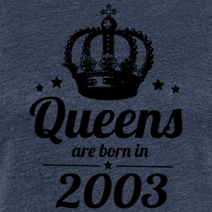 Queen 2003 - Women's Premium T-Shirt