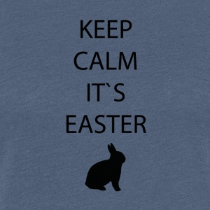 Easter Keep calm - Women's Premium T-Shirt