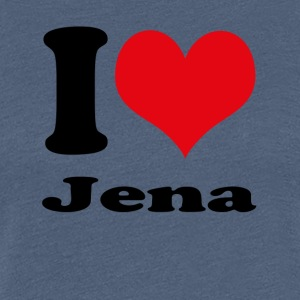 I love Jena - Women's Premium T-Shirt