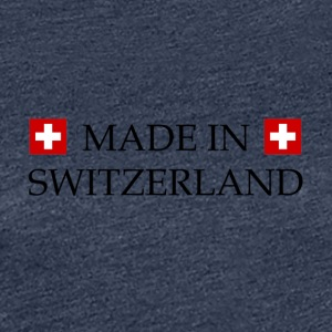 Made_in_Switzerland - Frauen Premium T-Shirt