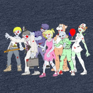 Zombie Collection: Zombie Party - Women's Premium T-Shirt