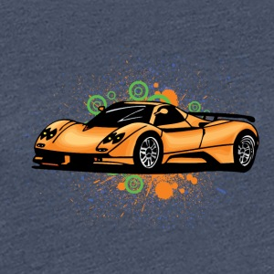 Cool supercars - Women's Premium T-Shirt