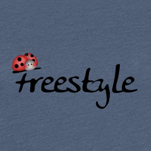 Bugslife freestyle - Premium-T-shirt dam