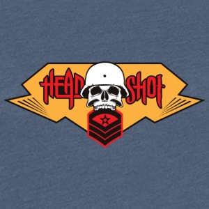 HEADSHOT COLLECTION - Premium-T-shirt dam