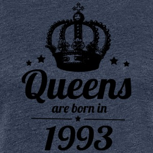 Queens 1993 - Frauen Premium T-Shirt