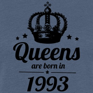 Queens 1993 - Women's Premium T-Shirt
