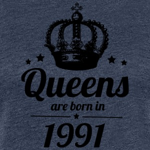 Queen 1991 - Women's Premium T-Shirt