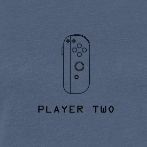 ¿Klar PLayer Two? - Premium T-skjorte for kvinner