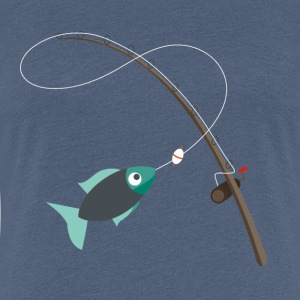 fishing - Women's Premium T-Shirt